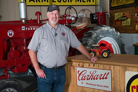 The Host of Classic Tractor Fever