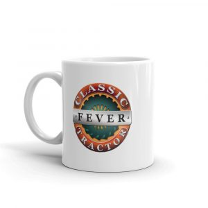 Classic Tractor Fever Logo Mug (Color)
