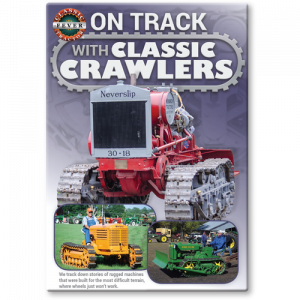 On Track with Classic Crawlers DVD
