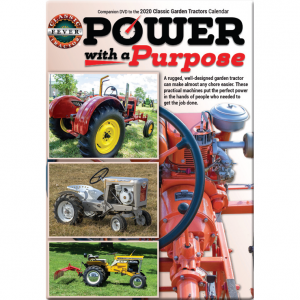 Power With A Purpose DVD
