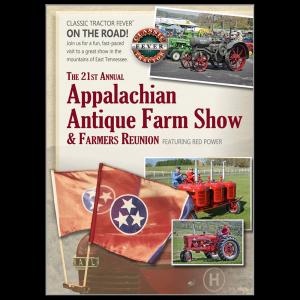 21st Appalachian Antique Farm Show - Red Power