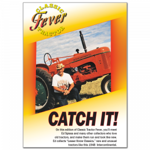 Catch It DVD cover