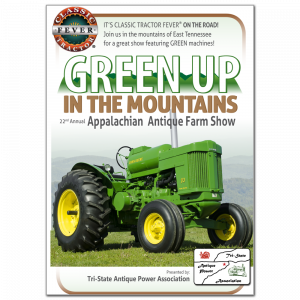 Green Up In The Mountains DVD Cover